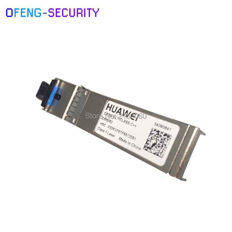 Original HUAWEI  SFP Module GPON OLT Class C++ SFP Modules FOR MA5680/MA5608/MA5680 OLT 34060841