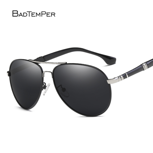 Badtemper HD Color Lens Men Sunglasses Latest Fashion Classic Air Force  Brands Retro Women Sunglasses Polarized 4176bfdbfe