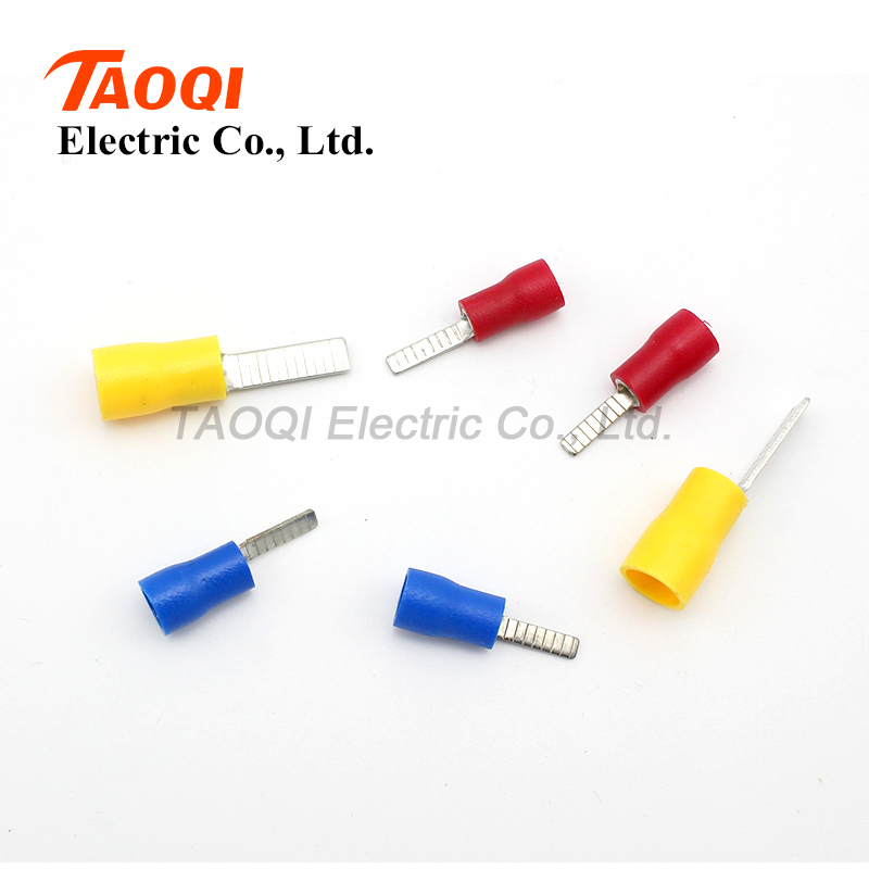 1000pcs/pack DBV1.25 11 Insulated Blade Terminal Cable Wire ...