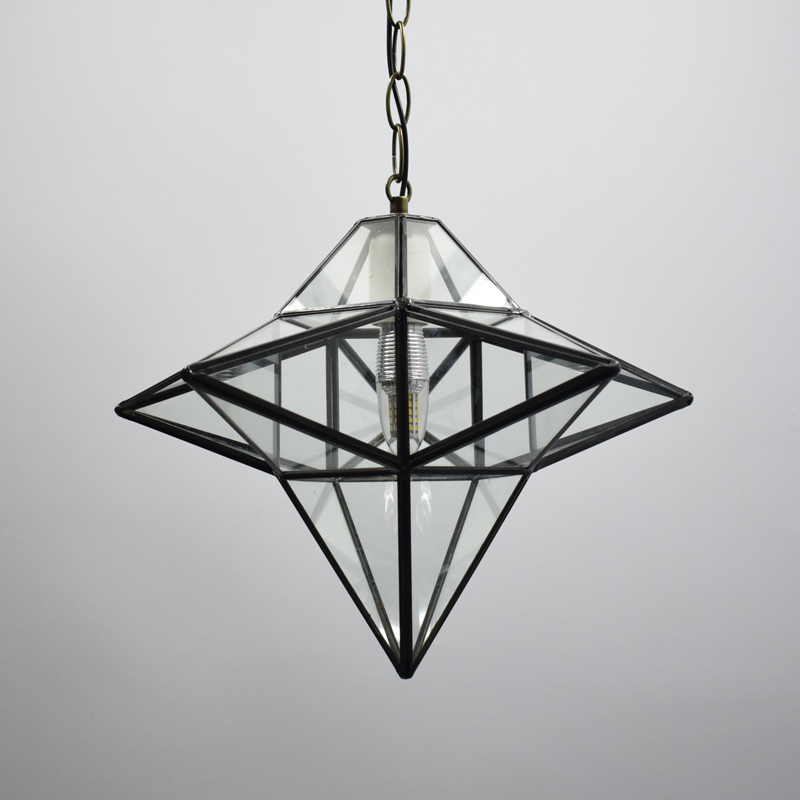 Pendant lights lighting glass star pendant lamps restaurant handmade pendant lights lighting glass star pendant lamps restaurant handmade art for lighting home furnishing copper tin lo897 in pendant lights from lights aloadofball Image collections