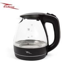 High Temperature Glass Electric Kettle Teapot OC-1305 Black