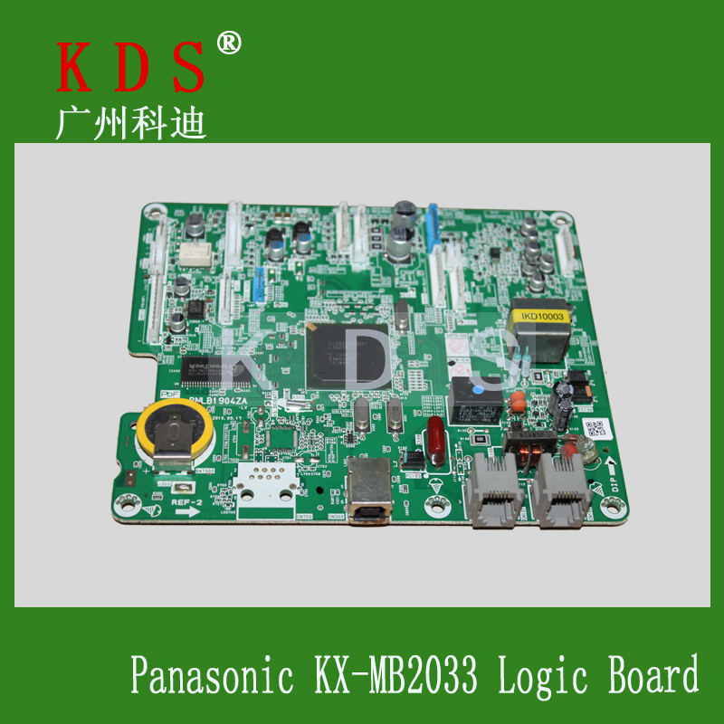 Spares Parts For KX-MB2033 LaserJet Formatter Board Logic Board Mainboard Apart шабалов д метро 2033 право на жизнь