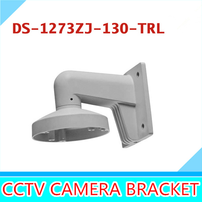 DS-1273ZJ-130-TRL CCTV Wall Mount Aluminum Alloy For Network IP Camera DS-2CD2332-I DS-2CD3332-I CCTV Bracket ds 1276zj corner mount bracket for cctv camera