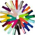 Многоцветный Моды Симпатичные Малыш Дети Девушки Твердые Обледенения рябить Мягкий Хлопок Леггинсы Новый Год Карандаш Брюки брюки 0-6Y