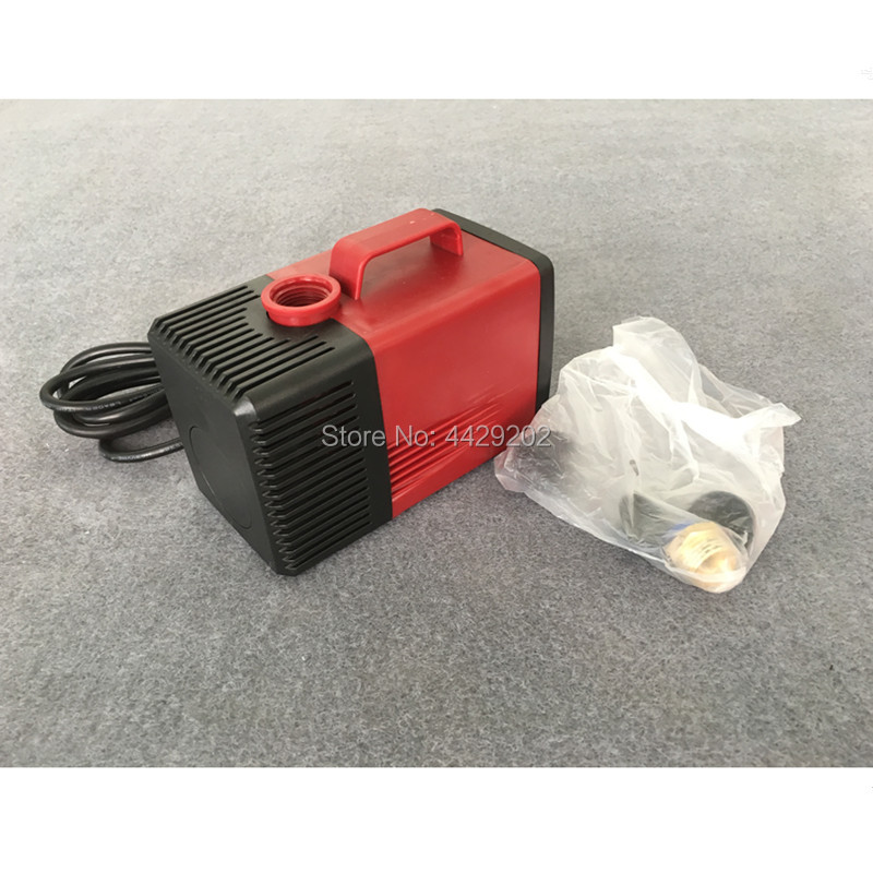 Купить с кэшбэком Water Cooled Spindle Kit 2.2KW CNC Milling Spindle Motor + 2.2KW VFD + clamp + water pump/pipe + ER20 for CNC parts