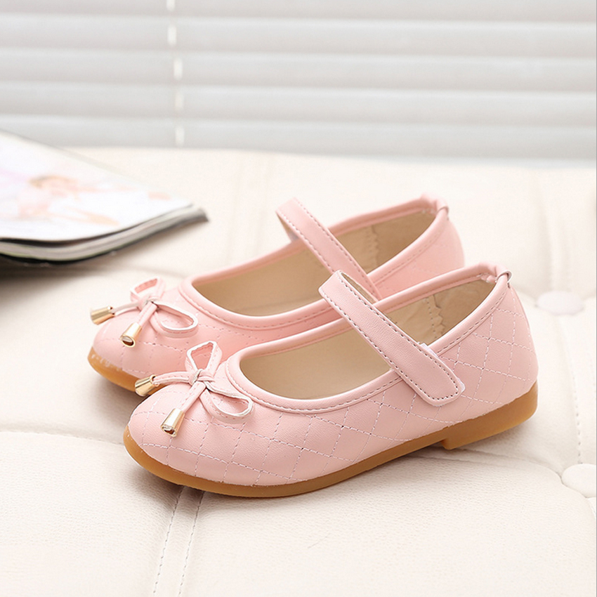 party girls shoes new fashion 2019 baby children kids girl princess leather  red shoe spring autumn size 21~36 over 2 years old-in Leather Shoes from  Mother ... 138f8062c6d1