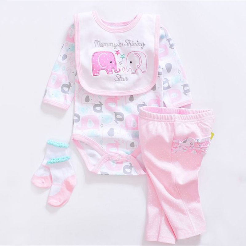 Reborn Baby Doll Clothes Change Of For NPK 22 Inch Realistic Babies Newborn