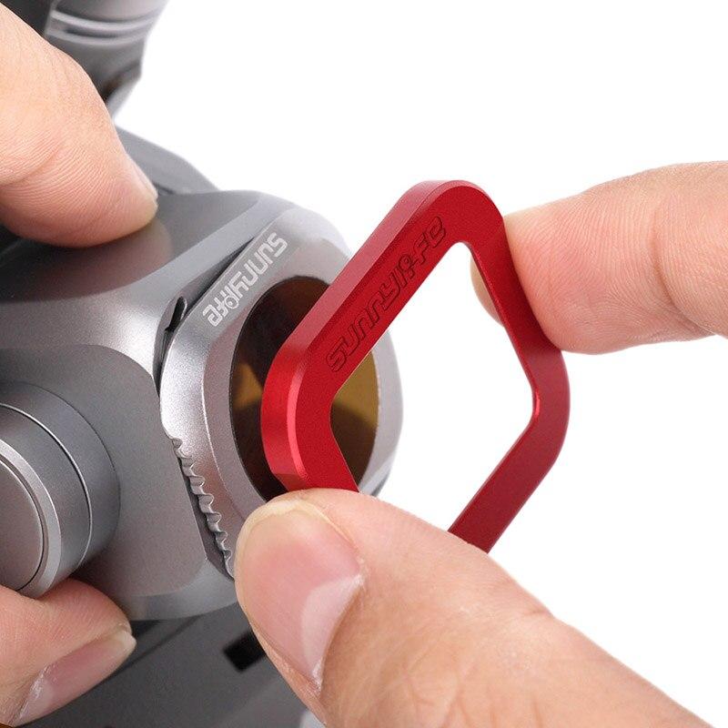 Mavic 2 Pro Filter Removal Installation Tool Aluminum Alloy Clip For Dji Mavic 2 Pro Drone Accessories