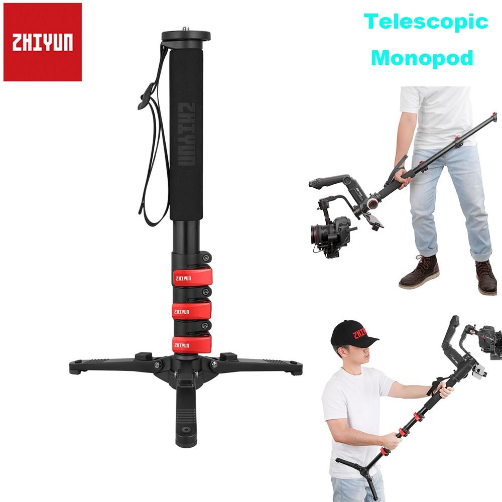 Zhiyun Official 1 2M Extended Pole Telescopic Monopod for Zhiyun Crane 3 Weebill LAB Crane 2