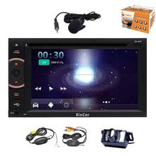 Android 5.1 Car DVD Player 2Din Car Stereo GPS Navigation Touch Screen Vehicle Radio Audio WiFi/Bluetooth/Airplay+Backup Camera