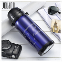 JOUDOO 800ML Outdoor Sport Thermos High Quality Stainless Steel Vacuum Cup with Straw Thermo Mug Tea Coffee Cups 35