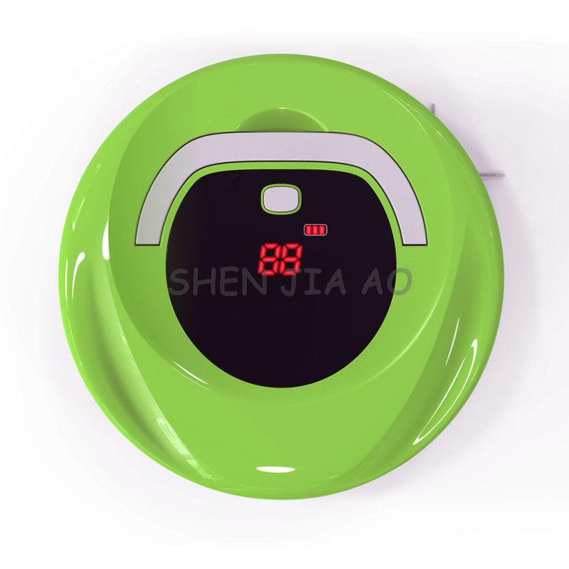 Home intelligence sweeping robot automatic ultra-thin sweeper FD-RSW(C) LED display sweeping robot 9V 1PC цена