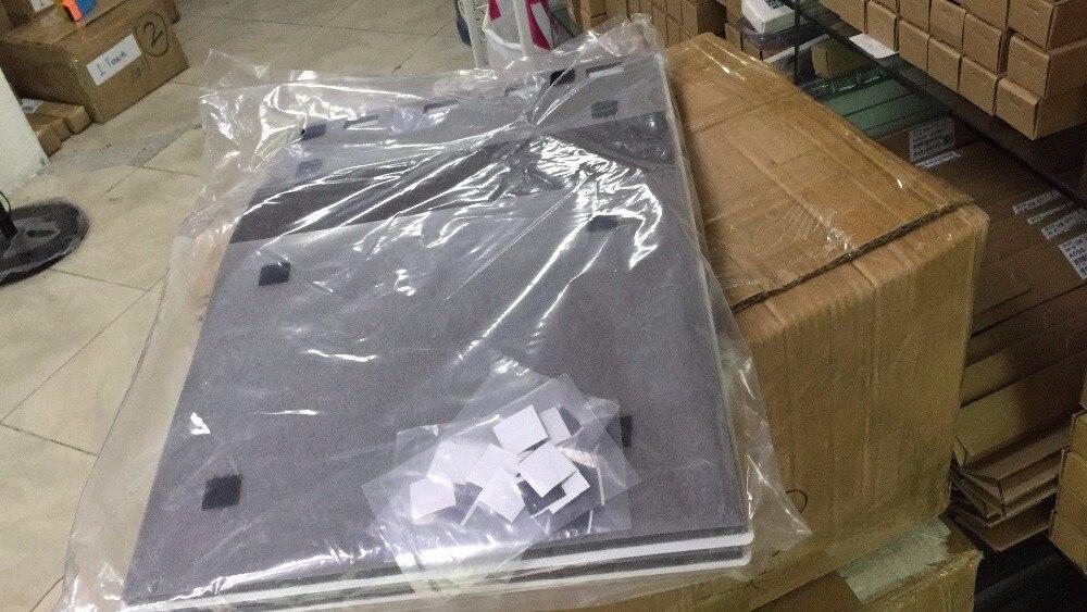 2 sztuk ADF gąbka pokrywa dla Ricoh Aficio 1060 1076 2060 2075 MP5500 MP6500 MP7500 MP8000 MP9001 w Drukarki wielofunkcyjne od Komputer i biuro na