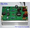 Nova 45 W SSB Amplificador de Potência linear Kits Com low-pass filter para CW HF Rádio transceptor FM HAM