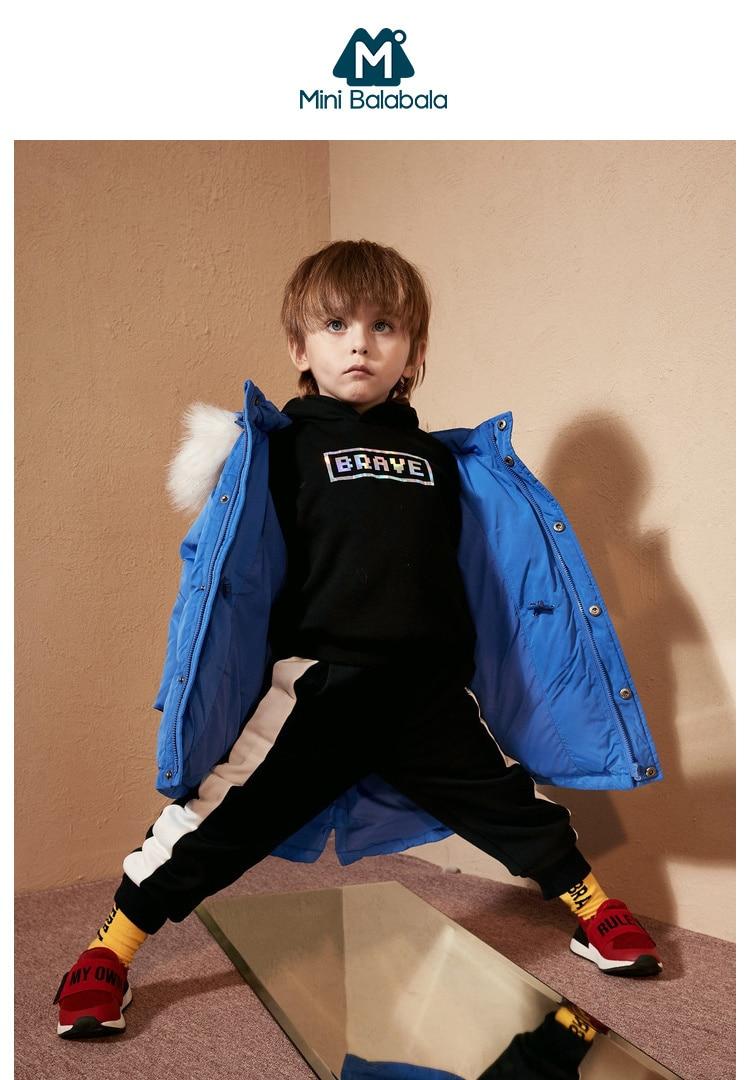 5521a6dc4 HOT SALE] Winter Thicken Windproof Warm Kids Coat Waterproof ...