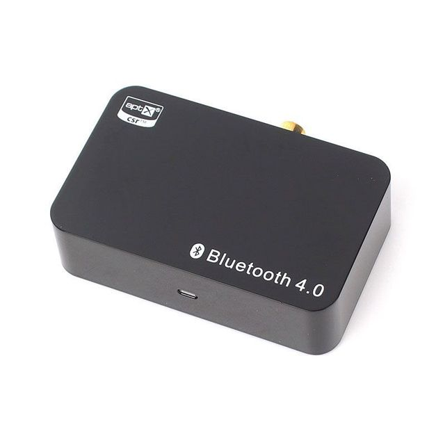 4.0 Bluetooth Digital Receiver A2DP Stereo Wireless Audio Music Sender via Optical Coaxial 3.5mm Output TV Blu-ray DVD