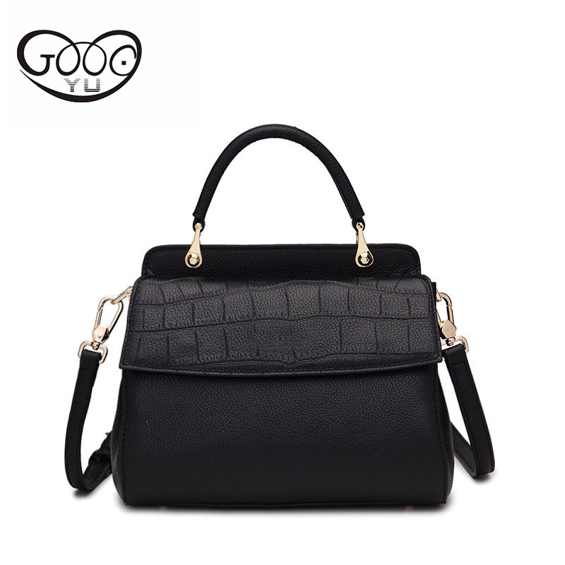 Europe and the United States fashion first layer of leather multi-color handbag wild trench vertical section of the type of magn hot fashion europe and the united states fashion oil wax kraft handbag vertical section zipper multi color ladies shoulder messe