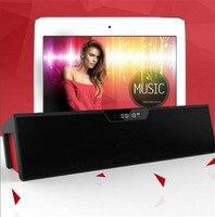 New Portable Bluetooth Speaker 10W Stereo Wireless Sound Bar Box HIFI Music Player FM Radio USB