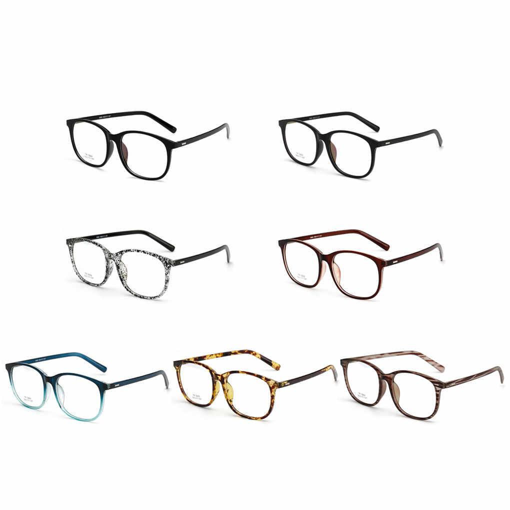 6133e374040 ... Unisex Round Plain Glass TR Flexible Optical EyeGlasses Frames Glasses  for women and men 7 colors ...