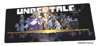 undertale mouse pad gamer Halloween Gift 120x50cm notbook mouse mat gaming mousepad large 3d pad mouse PC desk padmouse
