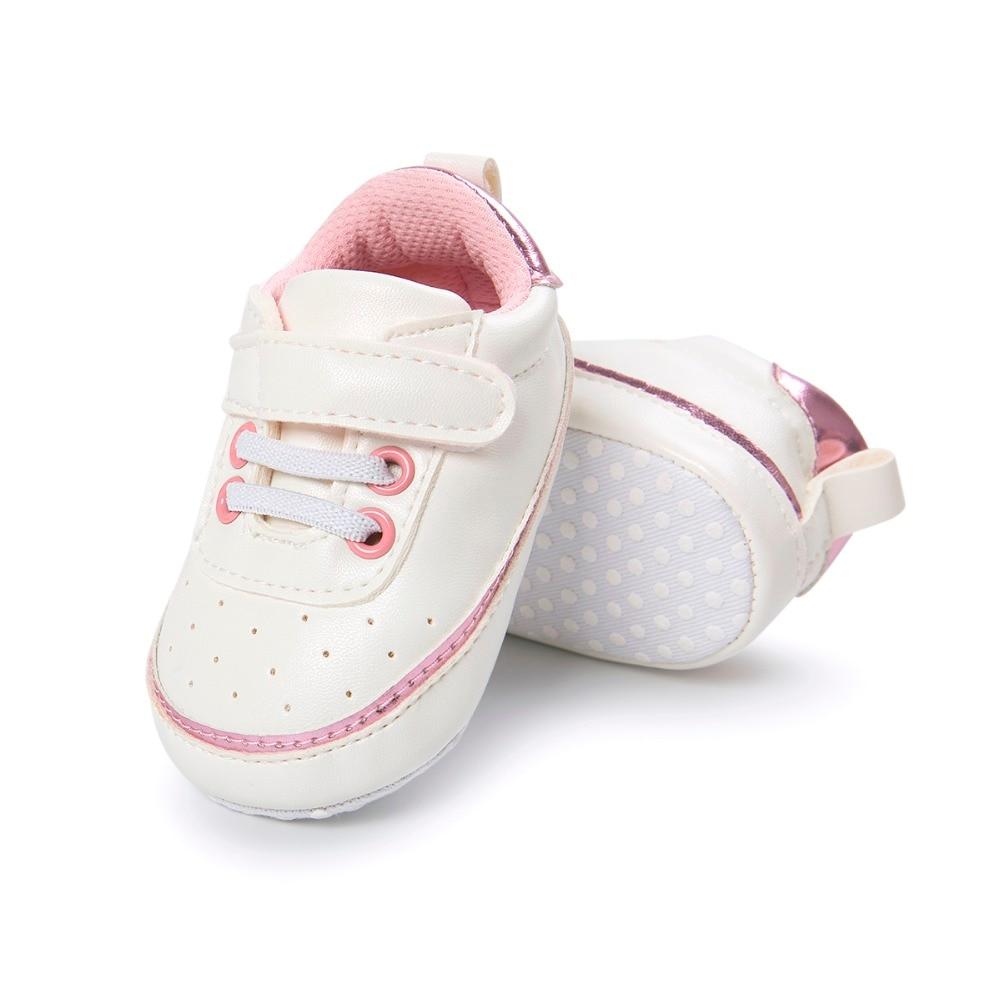 Pięć kolorów Moda PU Skórzane buty dziecięce Mokasyny Noworodek - Buty dziecięce - Zdjęcie 6
