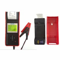 12V Digital Automotive /Car Vehivcle Battery Tester with Printer MICRO 568 for /Battery Load /Charging Voltage /Starter Motor