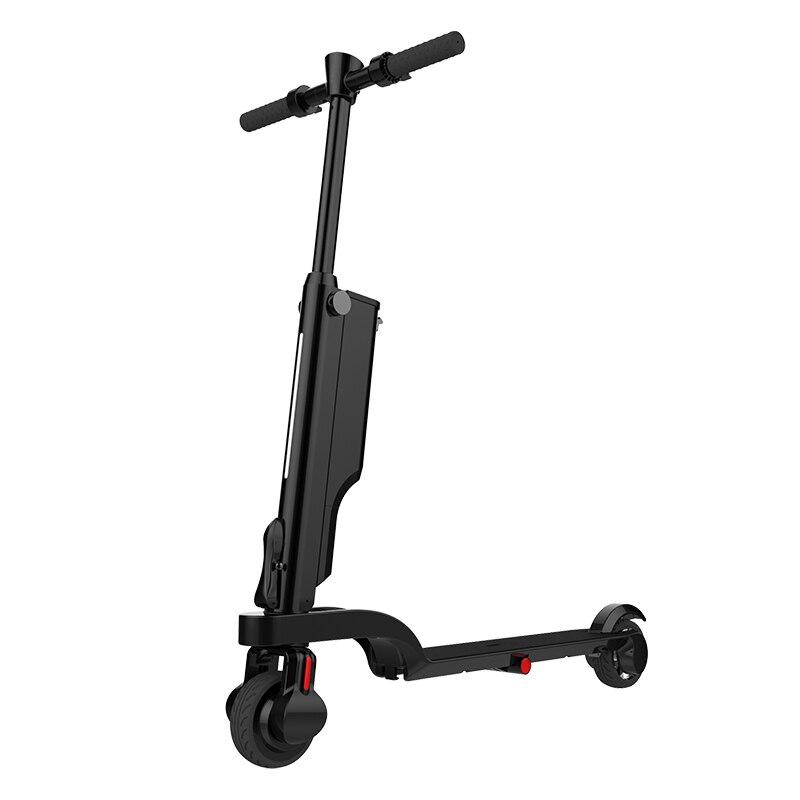 Scooter électrique de 5.5 pouces pliant électrique hoverboard planche à roulettes électrique Bluetooth APP vélo électrique batterie amovible scooter
