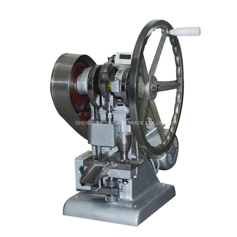 Sola tableta del sacador máquina de la prensa TDP-1.5 píldora máquina de la prensa/píldora/tablet prensado, píldora