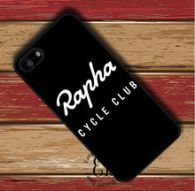 Rapha Fietsen Club RCC case voor iphone 11 pro X XR XS Max 6 7 8 11 plus Samsung s10 E s7 s8 s9 plus note 8 9 10(China)
