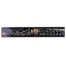 Для вентиляторов Arduino PCB контрольная линейка PCB упаковочные блоки Высококачественная линейка электронщика для электронных инженеров для производителей Geeks