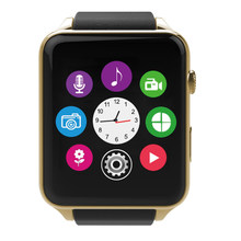 Waterproof Smart Watch WristWatch GT88 Heart Rate Health Fitness Measure with GSM/GPRS SIM Card Camera Pedometer for Men Woman