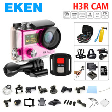 Eken H3 H3R 4K 25FPS 1080p extremely plus Cam WIFI Motion cam two double twin display go yi Sport sj professional four 4000 hero sport Digicam
