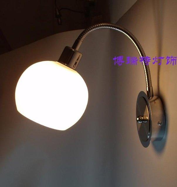 Moderne Wandleuchten Für Schlafzimmer Badezimmer Beleuchtung Glasschirm  Spiegel Beleuchtung Verstellbare Schwinge Wandleuchten LED Wandleuchte