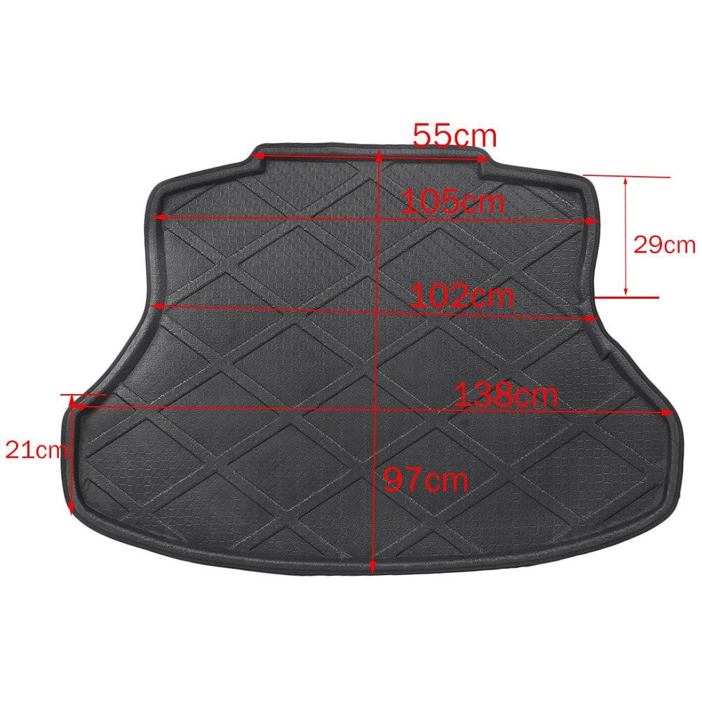 For Honda CIVIC Sedan Rear Trunk Cargo Liner Boot Mat
