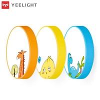 YEELIGHT Original XIAOMI 28W Cute LED Children Ceiling Light Smart APP Bluetooth WiFi Control IP60 Dustproof Lamp For Kids Room