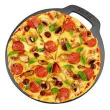 Пицца камень выпечки Кондитерские инструменты 1 шт. чугун против обжига пиццы шпатель дубовая ручка торт Лопата кухонные аксессуары creape