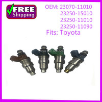 High quality  Fuel Injector oem 23070-11010 23250-15010 23250-11010 23250-11090