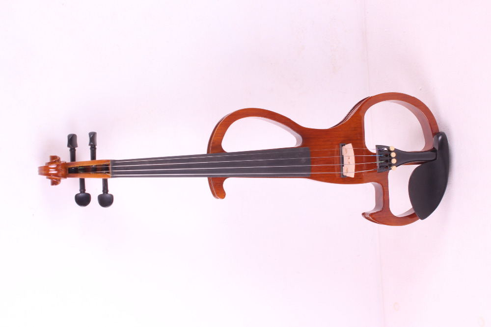 4/4 Electric Violin 4 string yellow orange color #2 the item is the color if you need other color please tell me