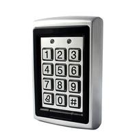 Metal standalone RFID keypad access controller