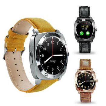 X3 Bluetooth Smart Watch With Camera Bluetooth WristWatch For IOS Android Phone PK Smartwatch U8 A1 Q18 M26 X6 T8 DZ09 Y1 V8 orologio delle forze speciali