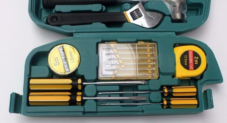 27PCS aukštos kokybės atsuktuvų rinkinys, peilių taisymo - Įrankių komplektai - Nuotrauka 4