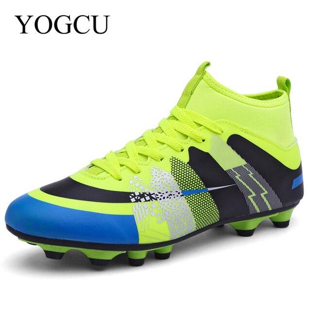 YOGCU Superfly Futebol Calcio Scarpe Con Da Calcio Chuteira Con Scarpe Calzino   6edf85