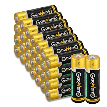 72pcs/lot  1.5V Bulk Batteries 2A AA Alkaline Batteries Size AA Alkaline Cell