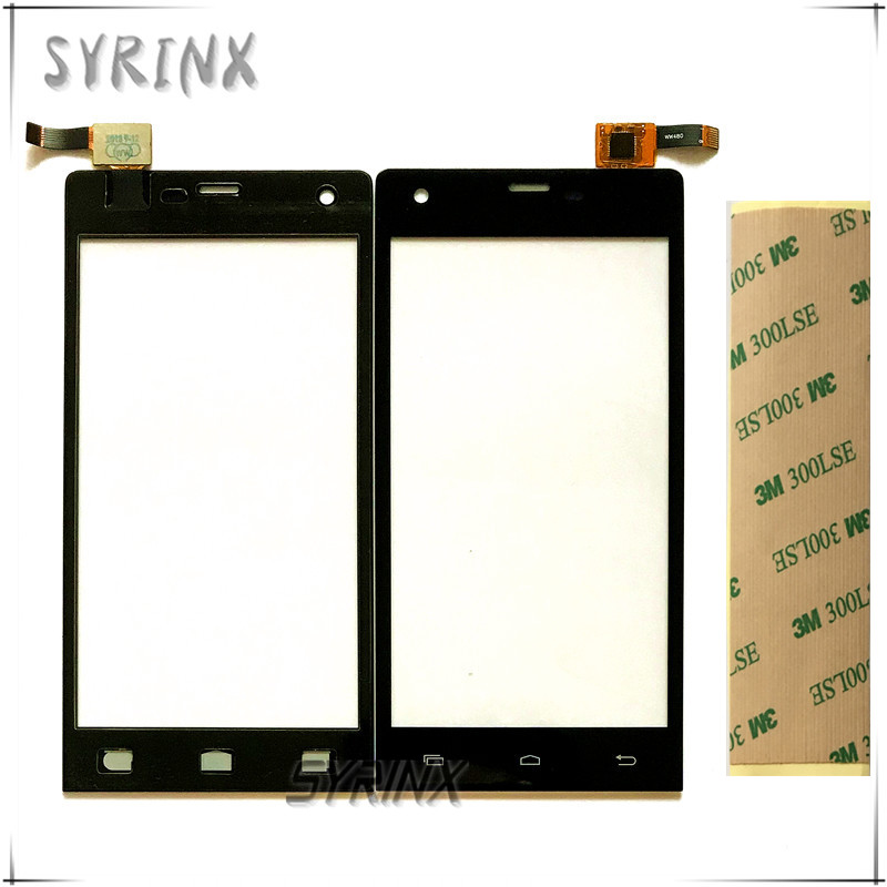 Syrinx 4.7 Inch Touch Panel Sensor For DEXP Ixion X 4.7 Touch Screen Digitizer Front Glass Touchscreen Replacement Touchpad