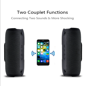 Image 3 - Hopestar Portable Wireless Bluetooth Speaker 10W Stereo system TF FM Radio Music Subwoofer Column Speakers For PC