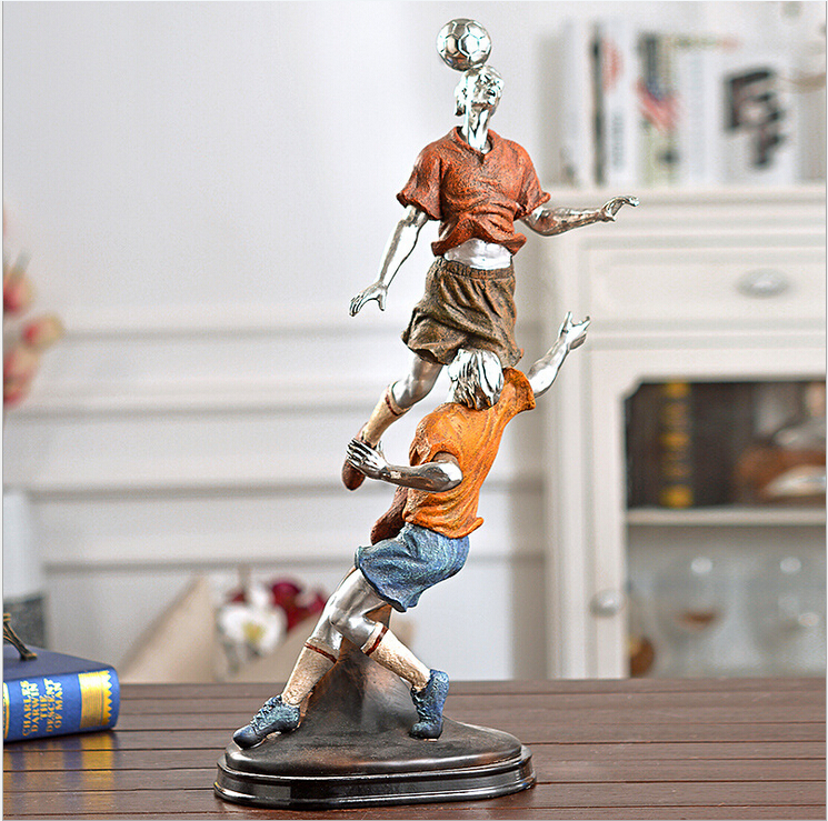 D Creative Home Furnishing American Football Sports Figures Other
