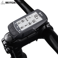 New GPS Wireless Bicycle Computer Speedometer Candence Heart Rate Bike Computer Gps Navigation 2.6 Bluetooth 4.0 Cycle Computer