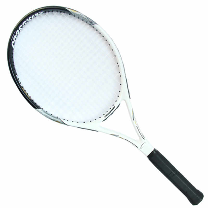 Tennis racket compound carbon male and female beginners use racket to train tennis