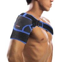 Спортивный наплечный ремень для спортивного зала с поддержкой спины, защитный ремень, Наплечные накладки, черный бандаж для мужчин и женщин...