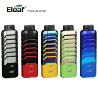 Original Eleaf iWu kit pod system 15W max and 2ml capacity with 700mAh battery TPD Compliant Electronic Cigarette